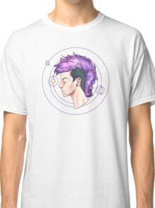 Galaxy Hair Classic T-Shirt