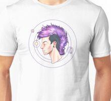 Galaxy Hair Unisex T-Shirt