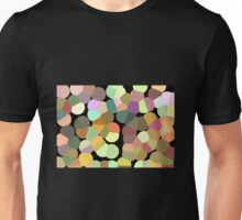 Large Brown Pollen Unisex T-Shirt
