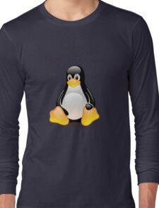 Linux Logo Long Sleeve T-Shirt