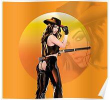 Take me to the Wild wild west Poster