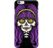 Alternative Hippy Skull iPhone Case/Skin