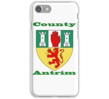 County Antrim Coat of Arms iPhone Case/Skin