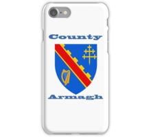 County Armagh Coat of Arms iPhone Case/Skin