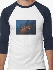 Carsified - The Nautilus Men's Baseball ¾ T-Shirt