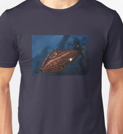 Carsified - The Nautilus Unisex T-Shirt