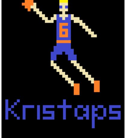 Kristaps Pixel Sticker