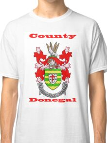 County Donegal Coat of Arms Classic T-Shirt