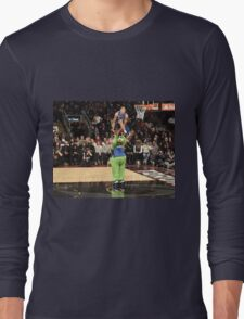 Aaron Gordon Slam Dunk Contest 2016 Long Sleeve T-Shirt