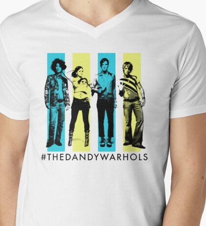 The Dandy Warhols T-Shirt Mens V-Neck T-Shirt