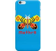 Mothra Pixel iPhone Case/Skin