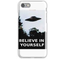 BELIEVE IN YOURSELF iPhone Case/Skin