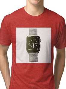 Apple watch Tri-blend T-Shirt