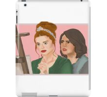 What's that smell? [Malia&Lydia] iPad Case/Skin