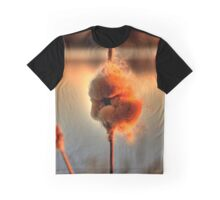 """Wind covered Life"" Graphic T-Shirt"