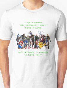 I am a GAMER T-Shirt