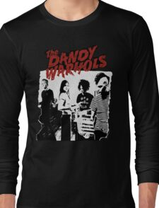 The Dandy Warhols T-Shirt Long Sleeve T-Shirt