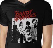 The Dandy Warhols T-Shirt Mens V-Neck T-Shirt