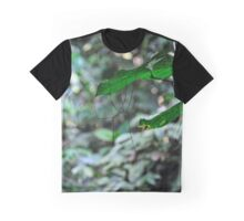 """Walking Stick"" Graphic T-Shirt"