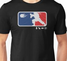 AMA Streetfighter HADOKEN Martial Arts MMA UFC Unisex T-Shirt