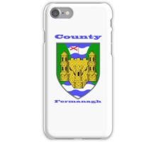 County Fermanagh  Coat of Arms iPhone Case/Skin