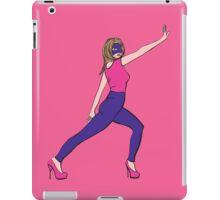 Supergirl fashion hero iPad Case/Skin