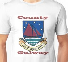 County Galway Coat of Arms Unisex T-Shirt