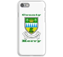 County Kerry Coat of Arms iPhone Case/Skin