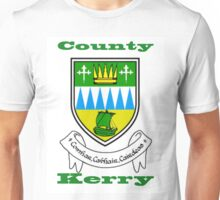County Kerry Coat of Arms Unisex T-Shirt