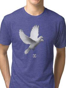 Hucci Bird Tri-blend T-Shirt