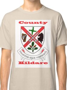 County Kildare Coat of Arms Classic T-Shirt