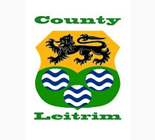 County Leitrim Coat of Arms Unisex T-Shirt