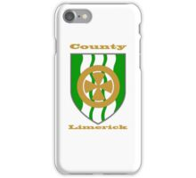County Limerick Coat of Arms iPhone Case/Skin