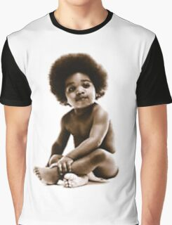 Notorious Big Baby Graphic T-Shirt