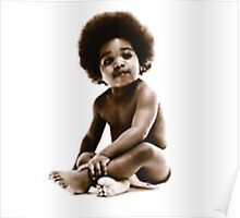 Notorious Big Baby Poster
