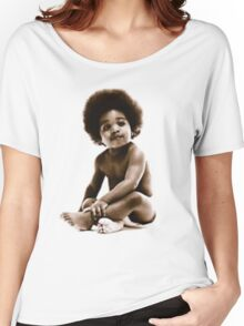 Notorious Big Baby Women's Relaxed Fit T-Shirt