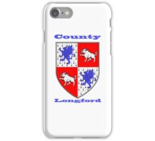 County Longford Coat of Arms iPhone Case/Skin