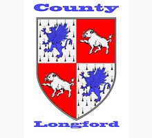County Longford Coat of Arms Unisex T-Shirt