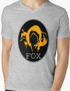 FOX MGS Mens V-Neck T-Shirt