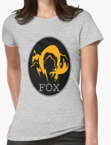 FOX MGS Womens Fitted T-Shirt