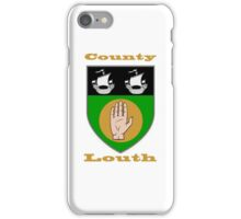 County Louth Coat of Arms iPhone Case/Skin