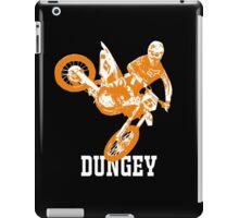 ryan dungey 5 orange iPad Case/Skin