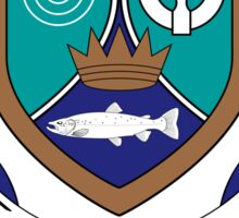 County Meath Coat of Arms Sticker