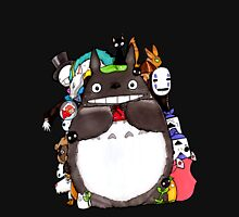 Mix Totoro Unisex T-Shirt