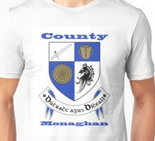 County Monaghan Coat of Arms Unisex T-Shirt