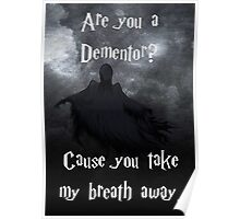 Are you a Dementor? Poster