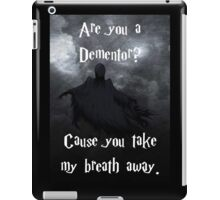 Are you a Dementor? iPad Case/Skin