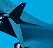 Rockwell B-1B Lancer 83-0065/DY Sticker