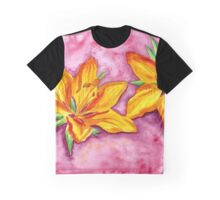 Tiger Lilies Graphic T-Shirt