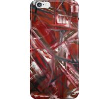 what do u see/?anger iPhone Case/Skin